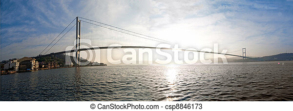 bridge over the Bosporus - csp8846173