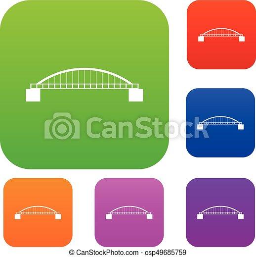 Bridge set collection - csp49685759