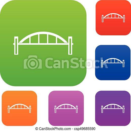 Bridge set collection - csp49685590