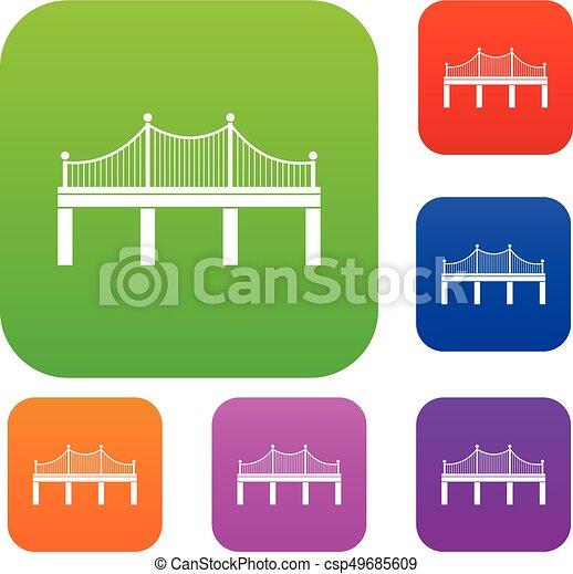 Bridge set collection - csp49685609