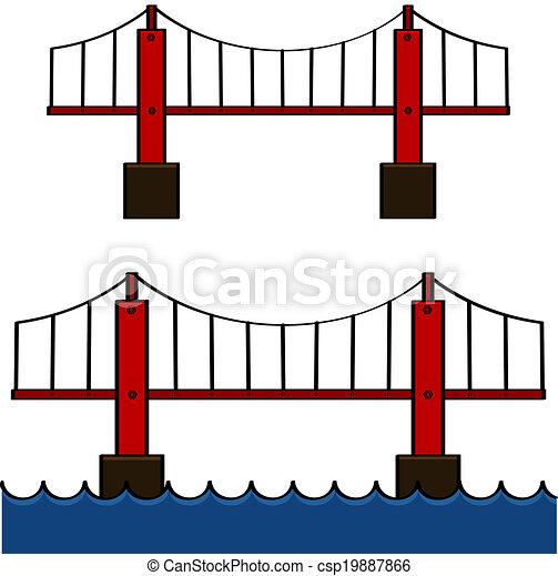 Bridges - csp19887866