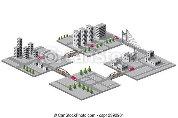 Bridges - csp12390981