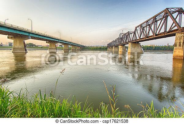 Bridges in Prince Albert - csp17621538