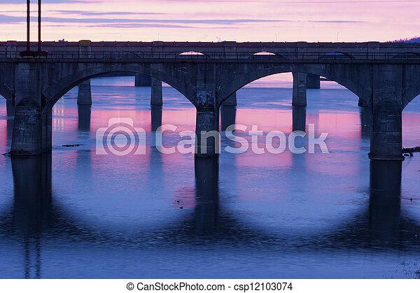Bridges of Harrisburg - csp12103074