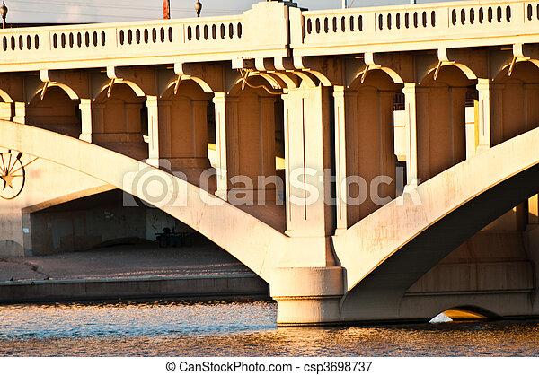 Bridges - csp3698737