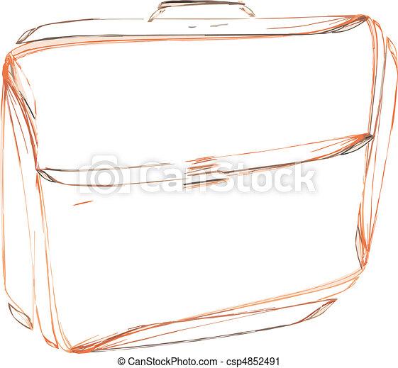 briefcase - csp4852491