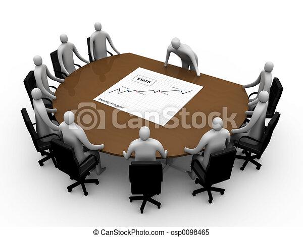 briefing, #7, salle - csp0098465