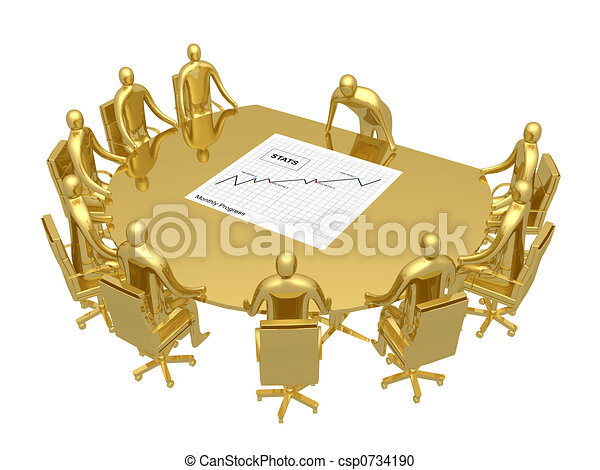 Briefing room - csp0734190