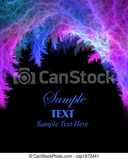 Bright Abstract Background with Copy Space - csp1872441