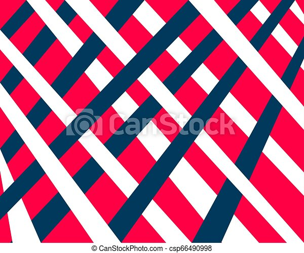 bright abstract geometric background with diagonal lines - csp66490998
