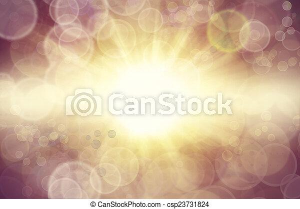 Bright background - csp23731824