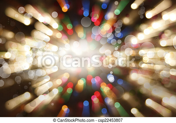 Bright background - csp22453807