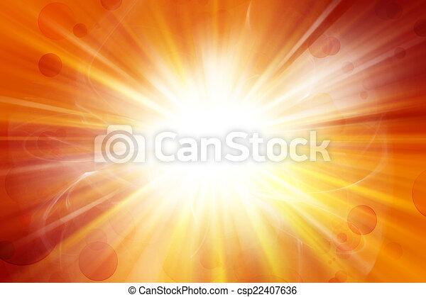 Bright background - csp22407636