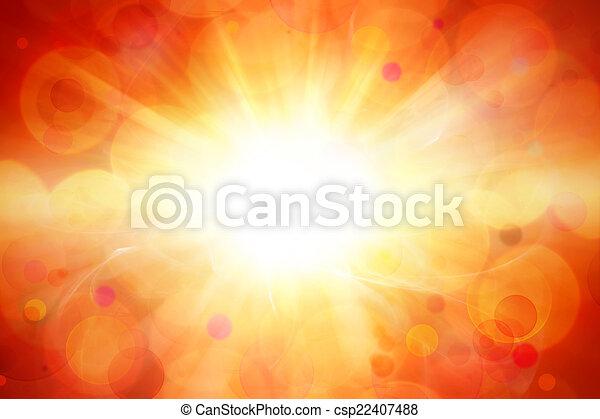 Bright background - csp22407488
