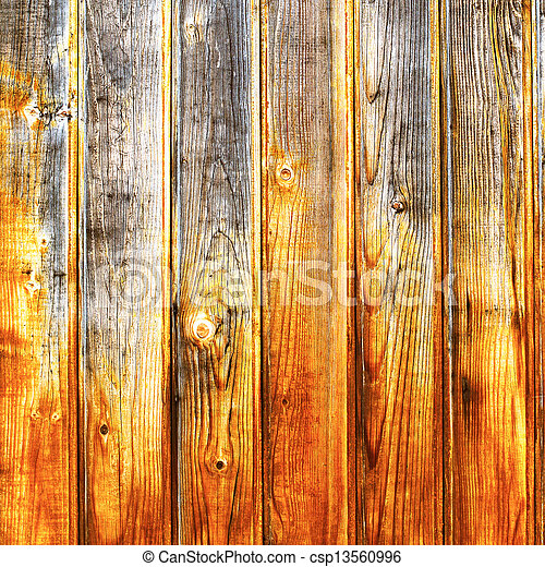 Bright background with wooden texture for any of your design - csp13560996