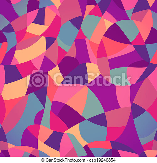 bright colors mosaic seamless pattern vector illustration looks like patchwork or stained glass window abstract pattern https www canstockphoto com bright colors mosaic seamless pattern 19246854 html