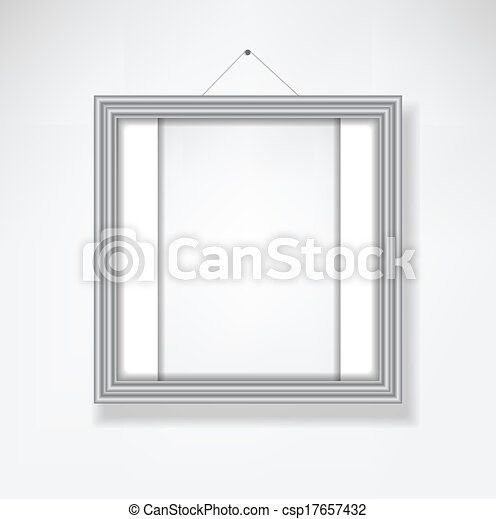 Bright frame - csp17657432