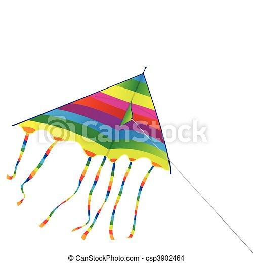 bright kite - csp3902464