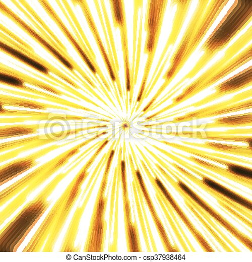 Bright light abstract background - csp37938464