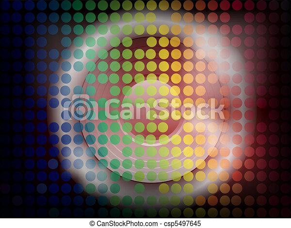 Bright Lites  - With Speakers - csp5497645