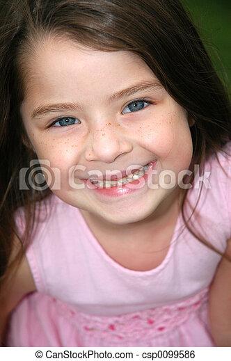 Bright Smile - csp0099586