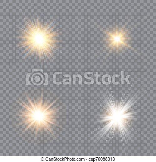 brillante, conjunto, stars. - csp76088313