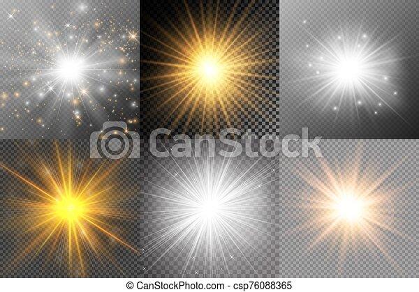 brillante, conjunto, stars. - csp76088365