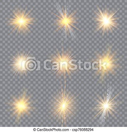 brillante, conjunto, stars. - csp76088294