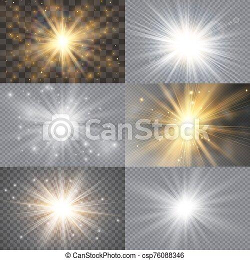 brillante, conjunto, stars. - csp76088346
