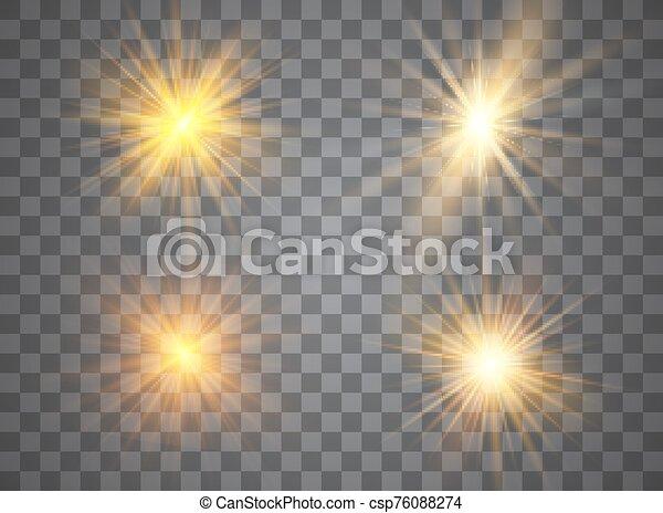 brillante, conjunto, stars. - csp76088274