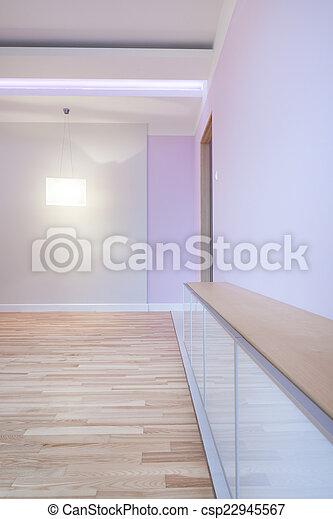 Una habitación vacía - csp22945567