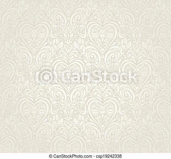 Un brillante fondo vintage de lujo - csp19242338