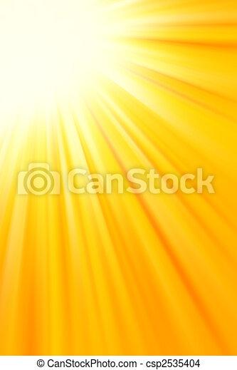 Un fondo brillante - csp2535404