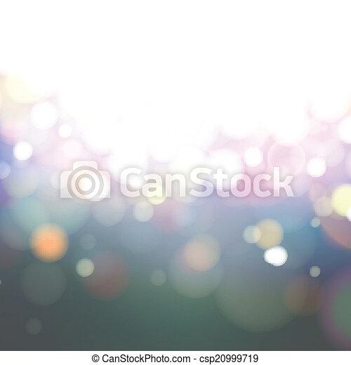 Vector de fondo brillante - csp20999719