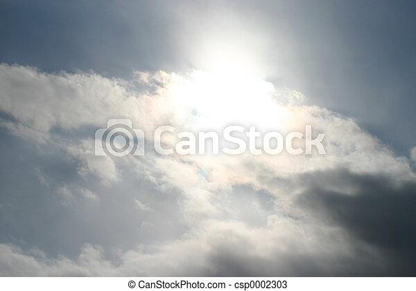 Brilliant Clouds - csp0002303