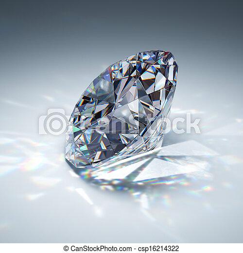 Brilliant diamond - csp16214322