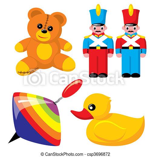 brinquedos - csp3696872