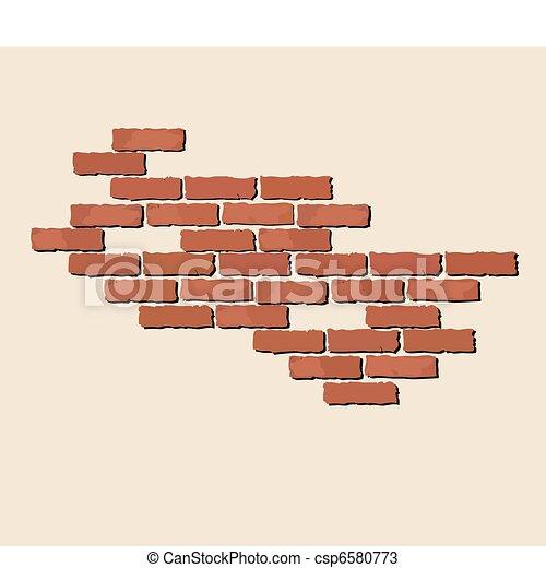 briques - csp6580773