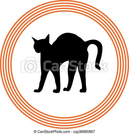 bristle cat - csp36680867