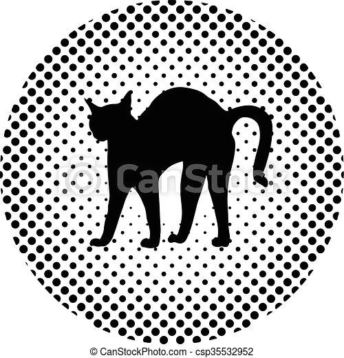 bristle cat - csp35532952