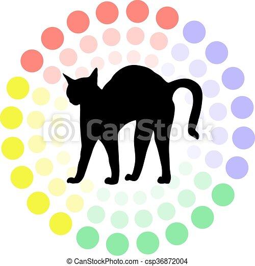 bristle cat - csp36872004