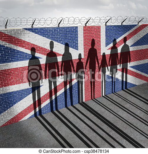 Britain Immigration - csp38478134