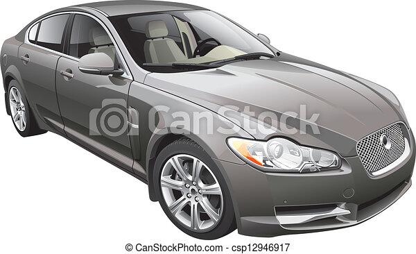 british fancy car - csp12946917