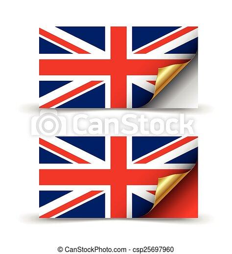 British flag - csp25697960