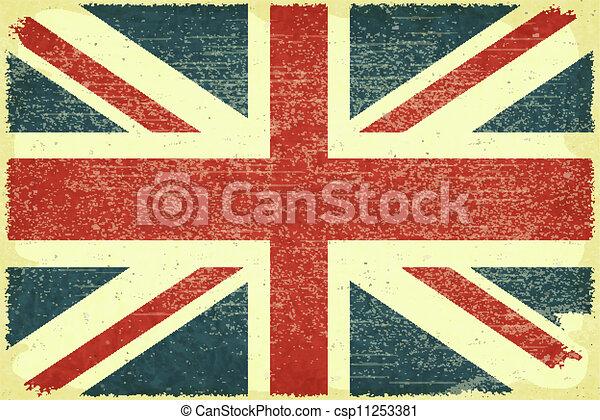 British flag - csp11253381