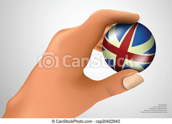 British flag  - csp20422943