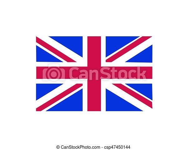 british flag - csp47450144
