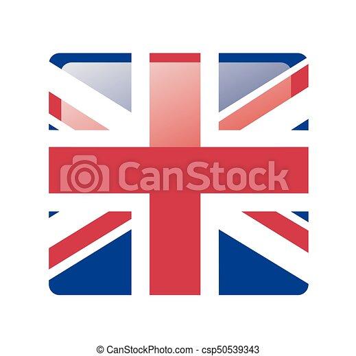 british flag - csp50539343