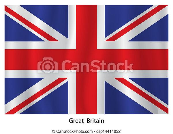 British flag - csp14414832