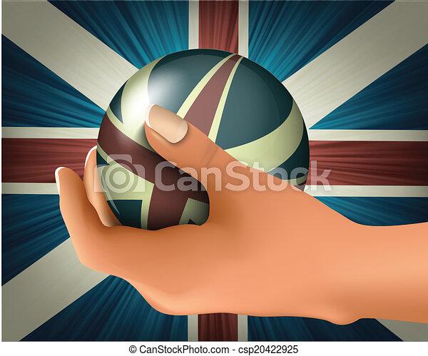 British flag  - csp20422925